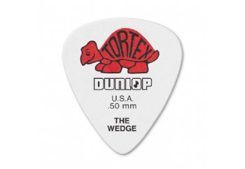 Jim Dunlop Tortex Wedge .50mm - 1 Adet