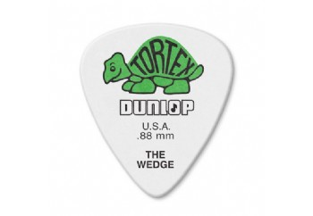 Jim Dunlop Tortex Wedge .88mm - 1 Adet - Pena