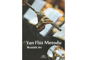 Yan Flüt Metodu Kitap - Mustafa Arı