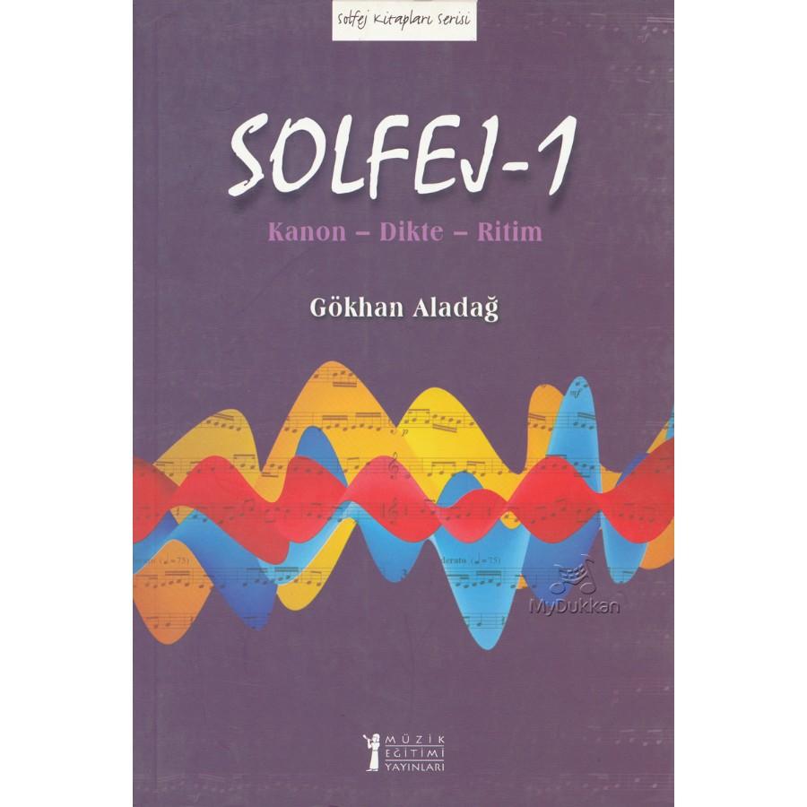 Solfej 1 (Kanon - Dikte - Ritim)