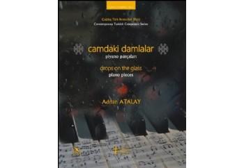 Camdaki Damlalar (Piyano Parçaları) Kitap - Adnan Atalay