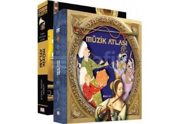 Müzik Atlası - 2 Kitap Takım Kitap - Kolektif
