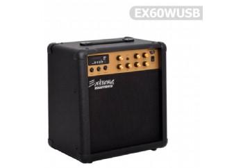 Extreme EX60WUSB - Elektro Gitar Amfisi