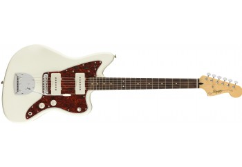 Squier Vintage Modified Jazzmaster Olympic White - Indian Laurel