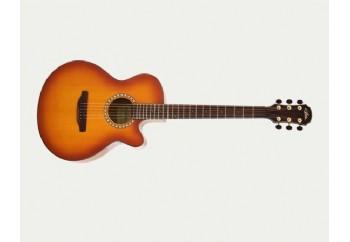 Aria TG-1 LVS - Light Vintage Sunburst - Akustik Gitar