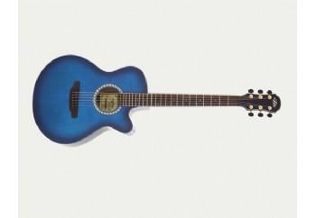 Aria TG-1 SBL - See-through Blue - Akustik Gitar