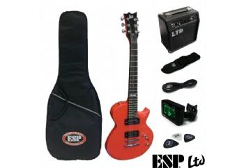 LTD LECPACKRED EC Serisi Red - Elektro Gitar Seti