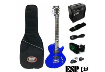 LTD LECPACKBLUE EC Serisi Blue - Elektro Gitar Seti