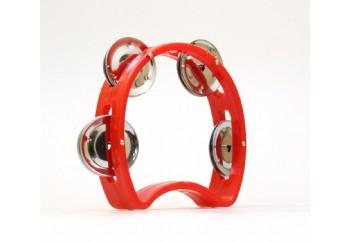 Jinbao JB918 Kırmızı - Mini Tamburin