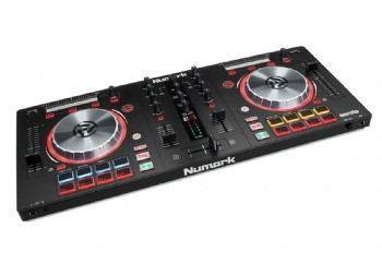 Numark Mixtrack Pro 3 - All-in-one Controller Solution for Serato DJ