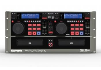 Numark CDN88 MP3 - Professional Dual CD/MP3 Player