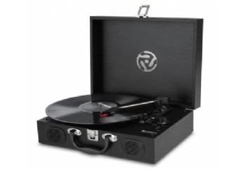 Numark PT 01 Touring - Classically-styled Suitcase Turntable