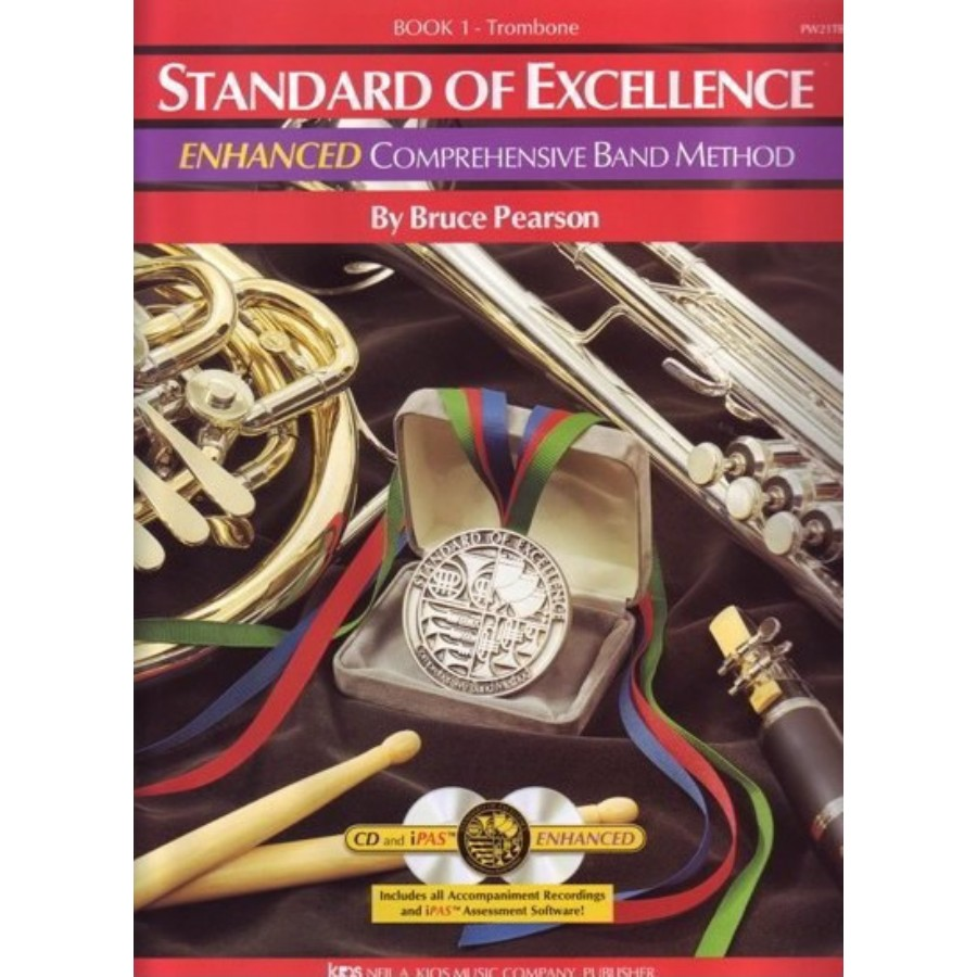 Kjos SOE ENHANCED Comprehensive Band Method Books 1