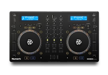 Numark Mixdeck Express - 3-Channel DJ Controller with CD & USB Playback