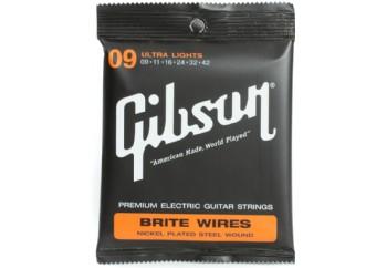 Gibson SEG-700UL Brite Wires Strings Takım Tel