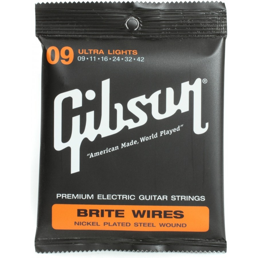Gibson SEG-700UL Brite Wires Strings