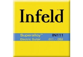 Thomastik Infield IN111 Superalloy Electric Guitar Strings Medium - Elektro Gitar Teli 011-052