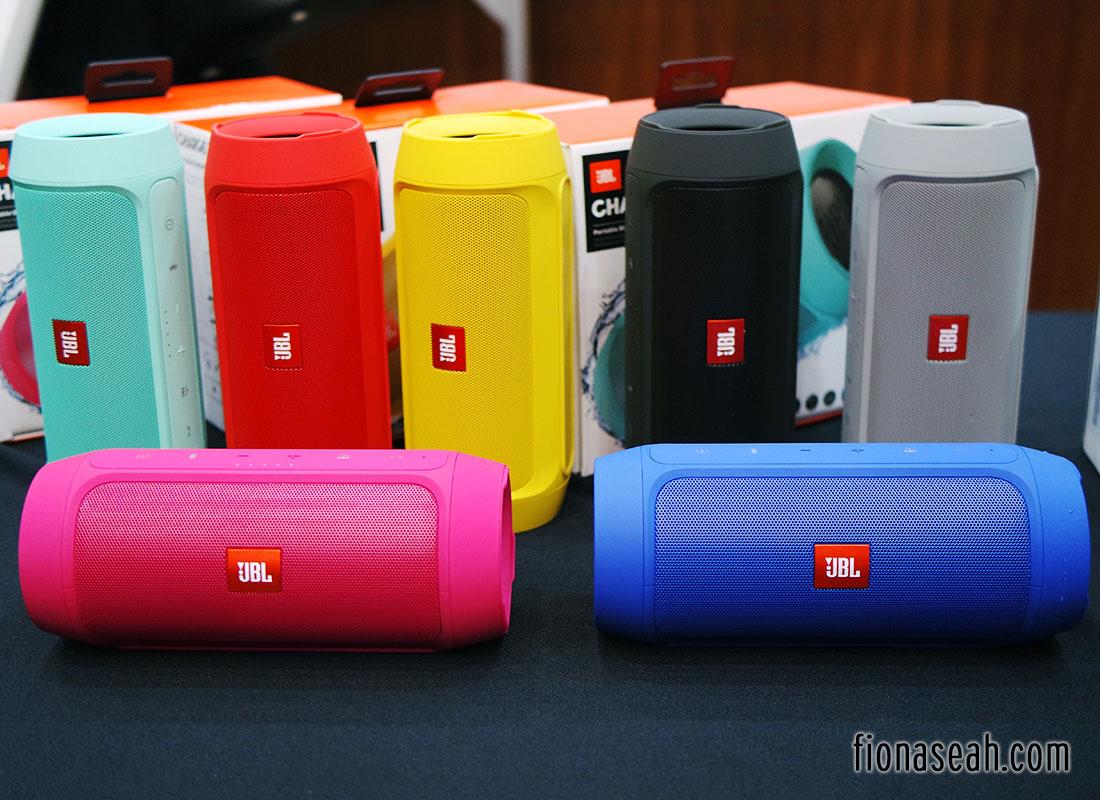 Jbl Charge 2 Splashproof Bluetooth Speaker Krmz Hoparlr Mydukkan