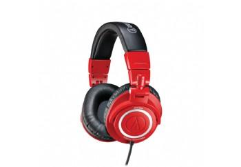 Audio-Technica ATHM50 Red - Monitör Kulaklık