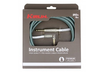 KIRLIN IWB-202PFGL Premium Plus 6 metre - Enstrüman Kablosu