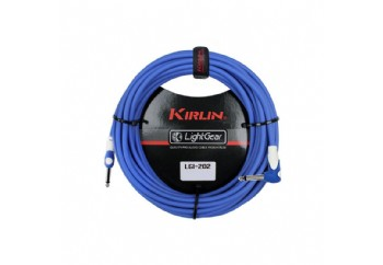 KIRLIN LGI-202-3M Blue - 3 metre - Enstrüman Kablosu (3 mt)