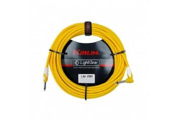 KIRLIN LGI-202-3M Yellow - 3 metre - Enstrüman Kablosu (3 mt)