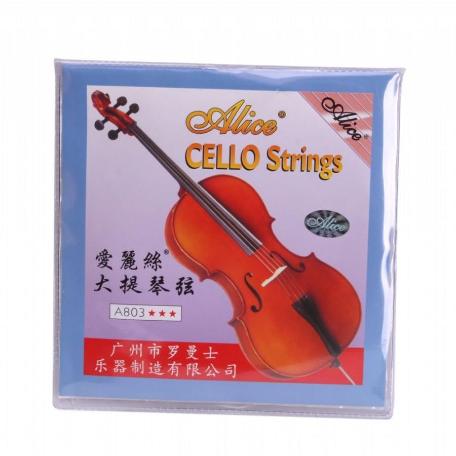 Alice A803 Cello Strings Set