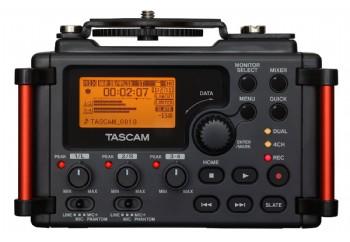 Tascam DR-60D MKII Portable Recorder for DSLR - Kayıt Cihazı