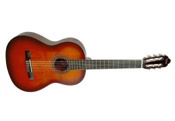 Valencia VC204 CSB - Sunburst Mat - Klasik Gitar
