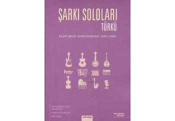 Şarkı Soloları Türkü Kitap - Bülent İşbilen & Özhan Gölebatmaz & Güray Demir