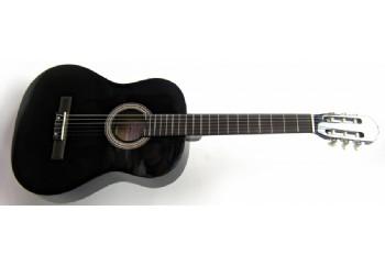 Cremonia AC821R (11-13 yaş grubu) BK - Siyah - 3/4 Klasik Gitar
