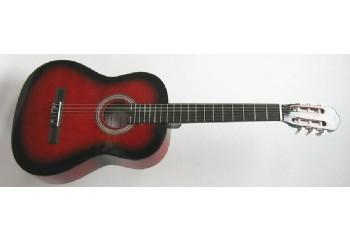 Cremonia AC821R (11-13 yaş grubu) RB - Kırmızı - 3/4 Klasik Gitar