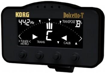 Korg Dolcetto AW-3T - Akort Aleti & Metronom