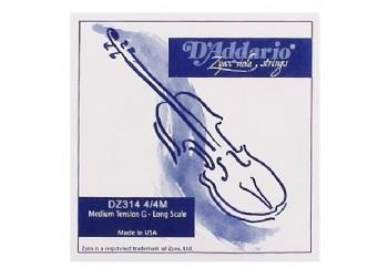 D'Addario DZ314 G (Sol) - Tek Tel