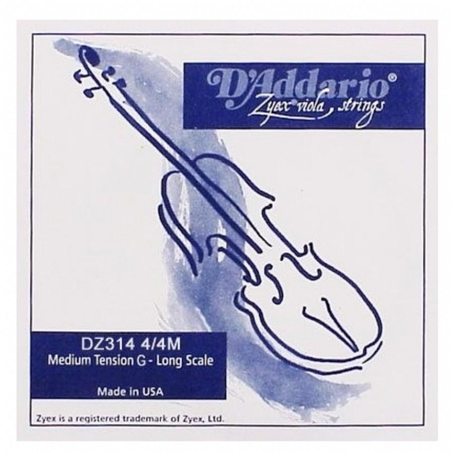 D'Addario DZ314