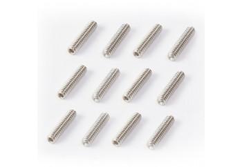 Graphtech LW-1440-06 Screw Cp Socket 12 Adet - Eşik Yükseklik Ayar Vidası