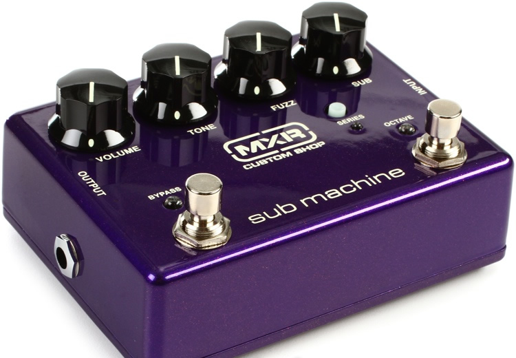 mxr m225 sub machine octave fuzz fuzz pedal mydukkan. Black Bedroom Furniture Sets. Home Design Ideas