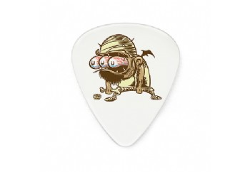 Jim Dunlop Dirty Donny Picks .73mm - Mummy Master - 1 Adet