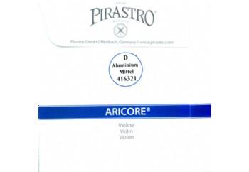 Pirastro Aricore Violin Set D (Re) Tek Tel - Keman Teli