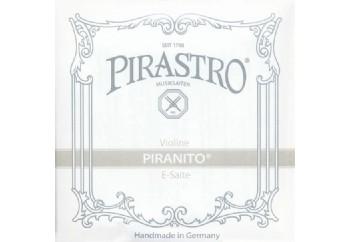 Pirastro Piranito Violin Set E (Mi) Tek Tel