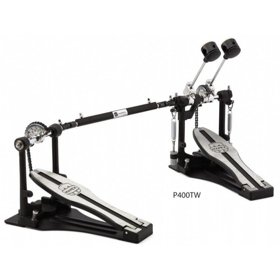 Mapex P400TW Standard Twin Pedal