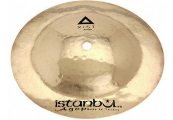 İstanbul Agop Xist Raw Bell 7 inch - Brilliant (Parlak) - Bell