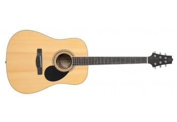 Samick DS100 Natural - Akustik Gitar