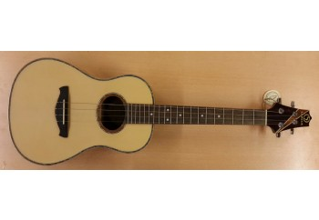 Samick UN4 Baritone Ukulele Natural High Gloss