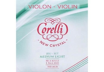 Corelli Crystal 700MLB Violin Strings