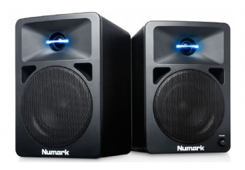 Numark NWave 580L Powered Desktop DJ Monitors - Aktif Referans Monitör