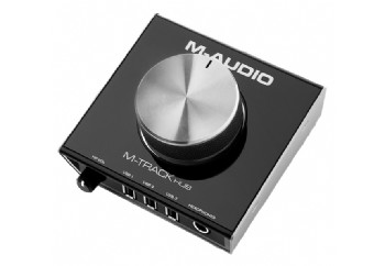 M-Audio M-Track HUB - Monitör Kontroller