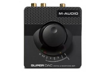 M-Audio Super DAC II - Dijital - Analog Dönüştürücü