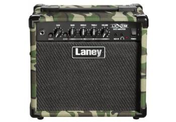 Laney LX15B Kamuflaj - Bas Gitar Amfisi