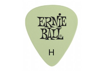 Ernie Ball Super Glow Guitar Picks Heavy - 1 Adet Pena